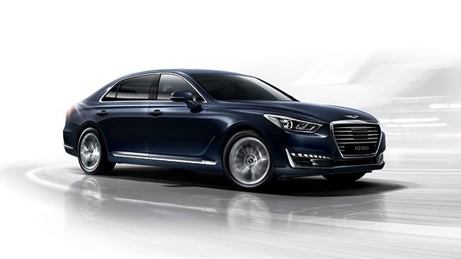 Genesis Motors Confirms G70 Sedan, G70 Coupe, Two Luxury SUVs ...