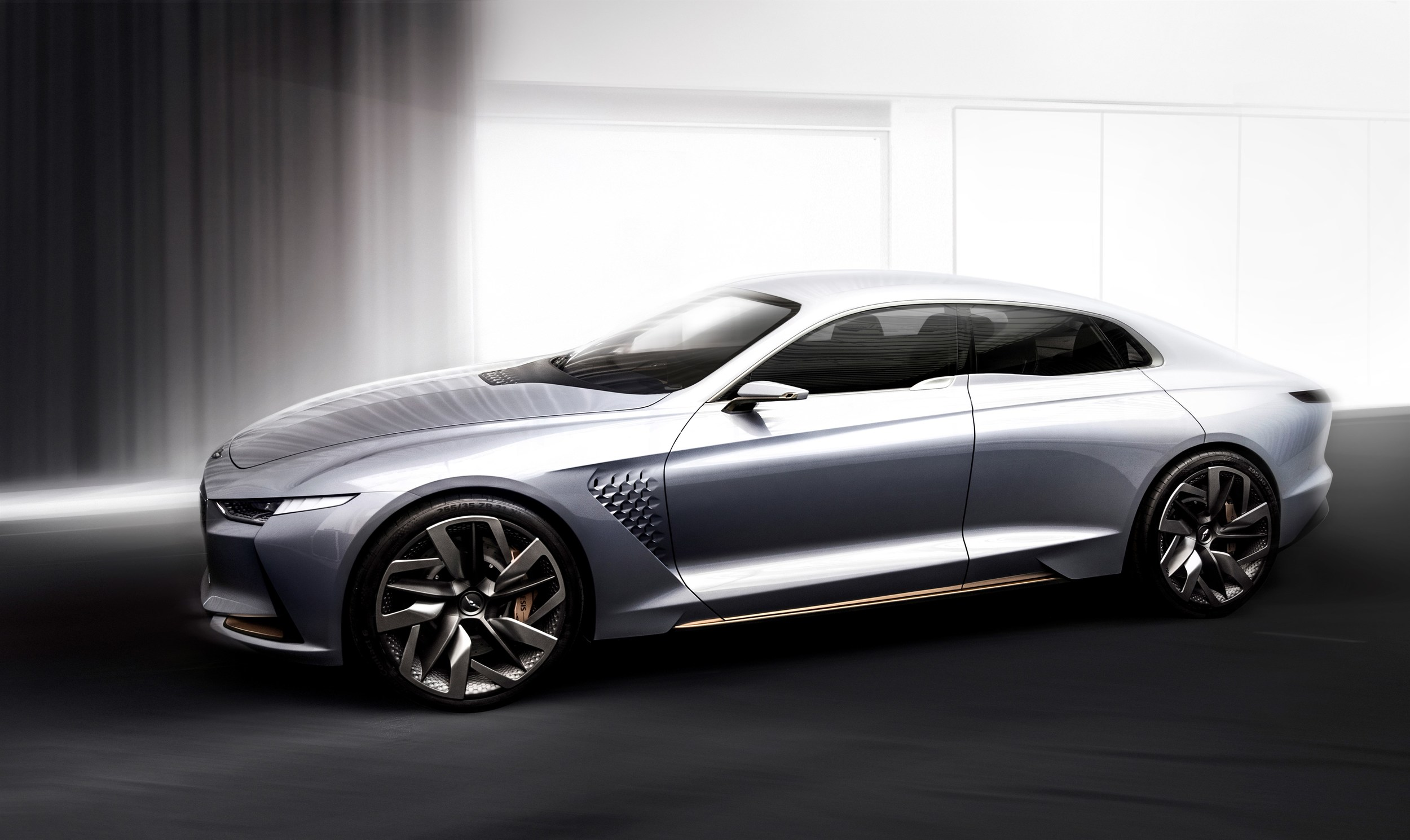 2018 genesis sport coupe.  coupe genesis new york concept preview for the 2018 g70 inside genesis sport coupe 8