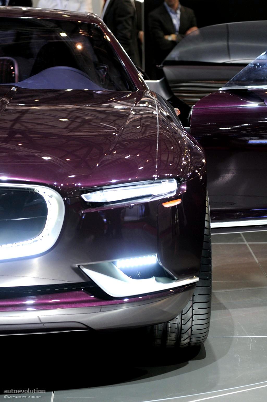 Big Tex Auto >> Geneva 2011: Bertone Jaguar B99 Concept [Live Photos ...