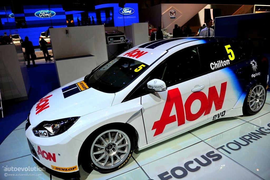Ford Focus Touring Car Ford Focus Touring Car ... & Geneva 2011: Ford Focus Touring Car [Live Photos] - autoevolution markmcfarlin.com