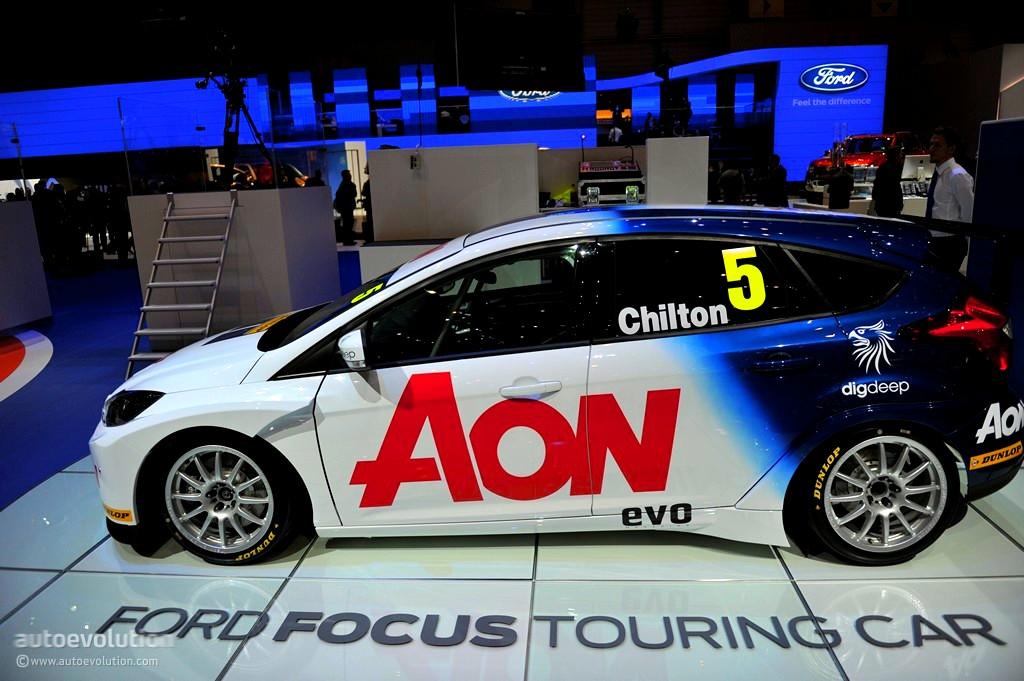 ... Ford Focus Touring Car ... & Geneva 2011: Ford Focus Touring Car [Live Photos] - autoevolution markmcfarlin.com