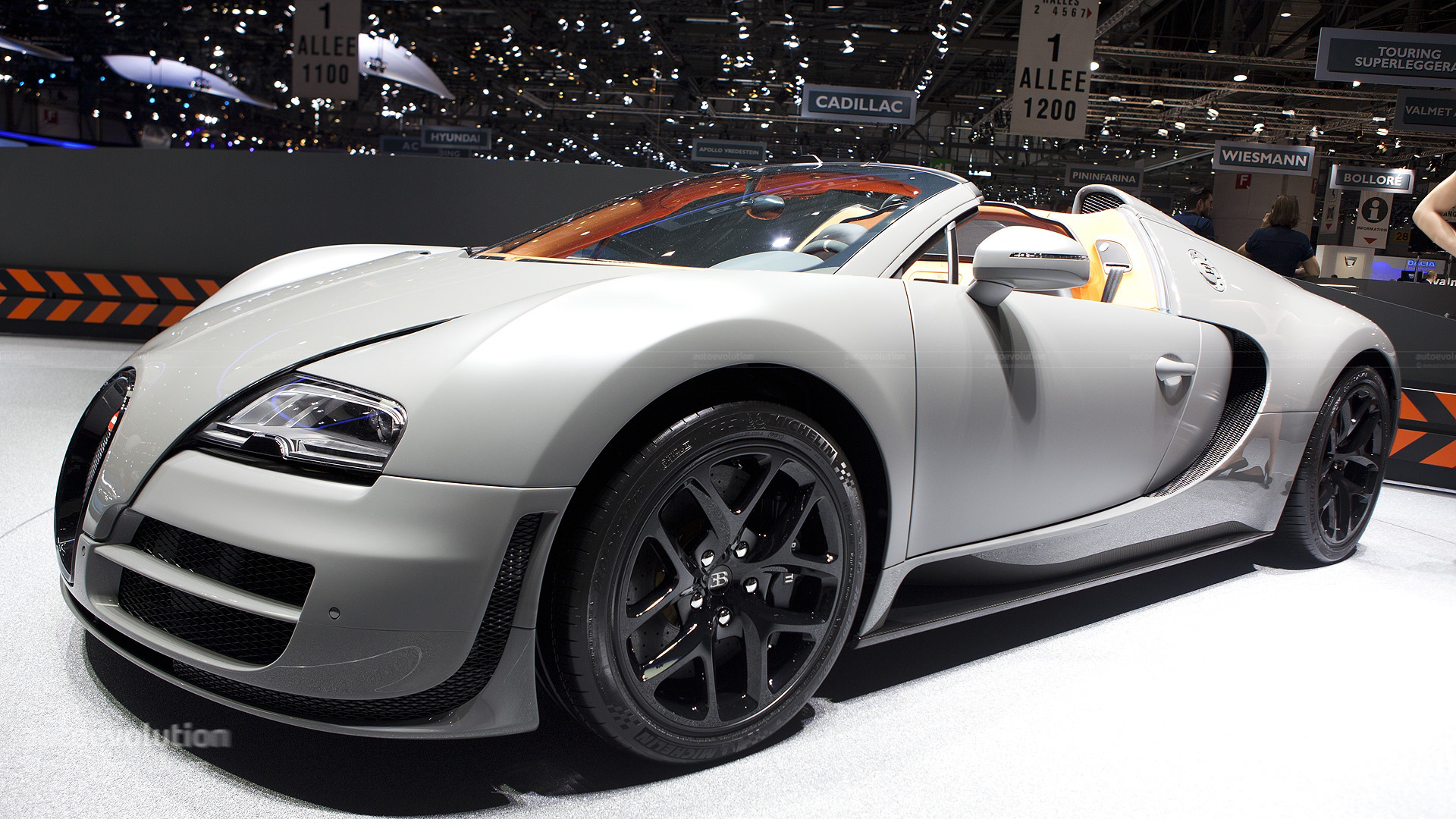 geneva 2012 bugatti veyron grand sport vitesse live. Black Bedroom Furniture Sets. Home Design Ideas