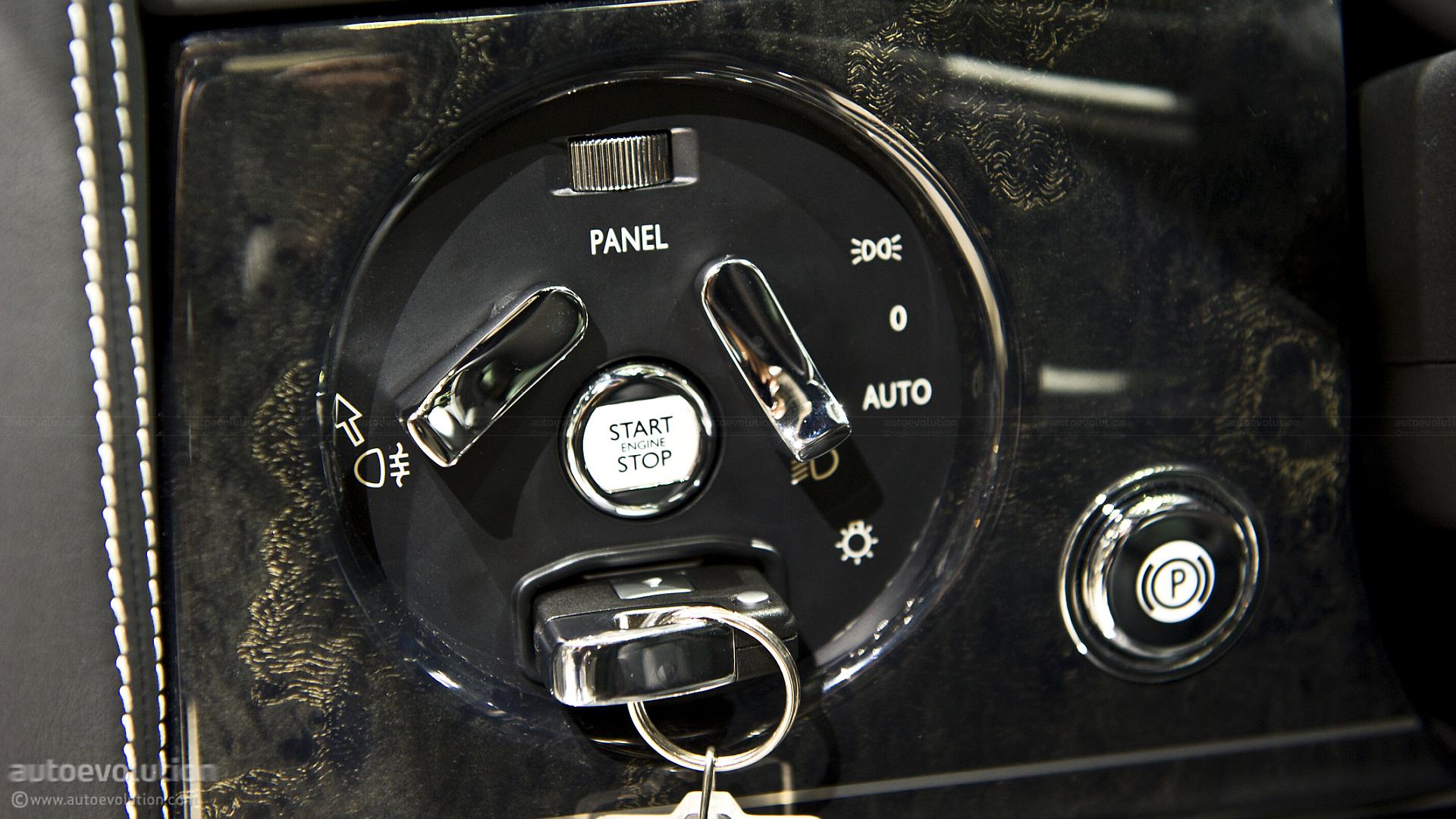 Geneva 2012 Rolls Royce Phantom Facelift Live Photos Autoevolution