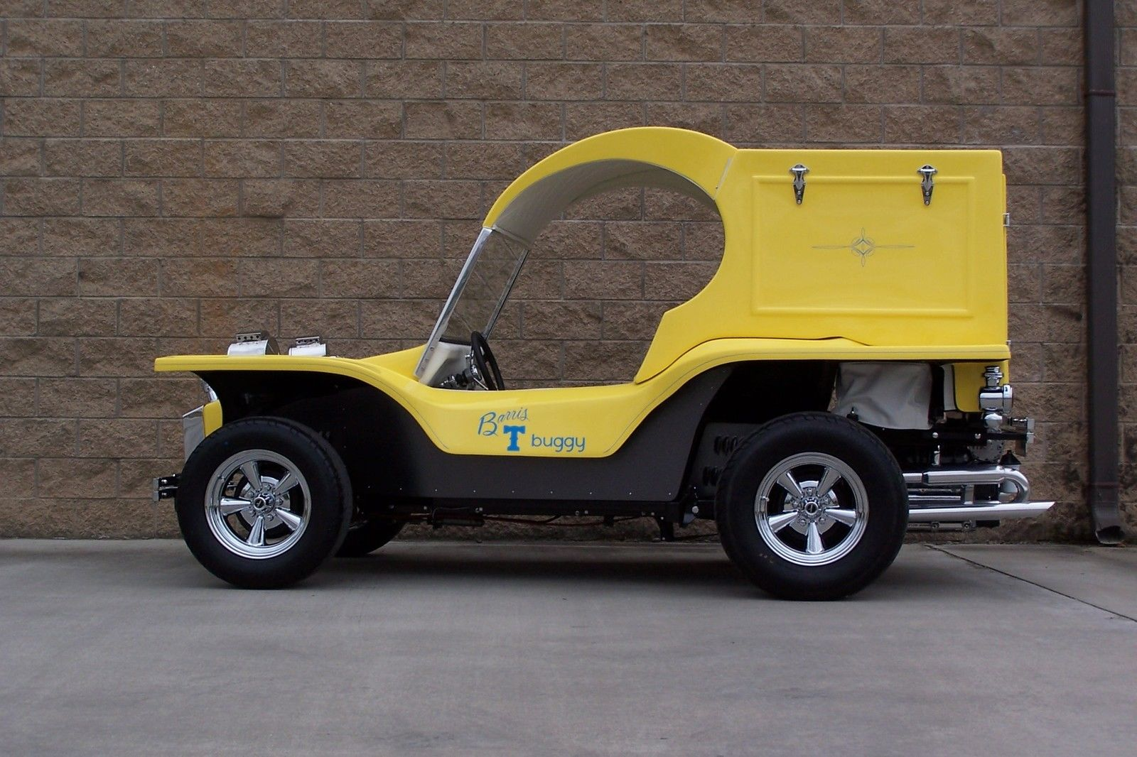george barris' personal dune buggy is for sale  autoevolution
