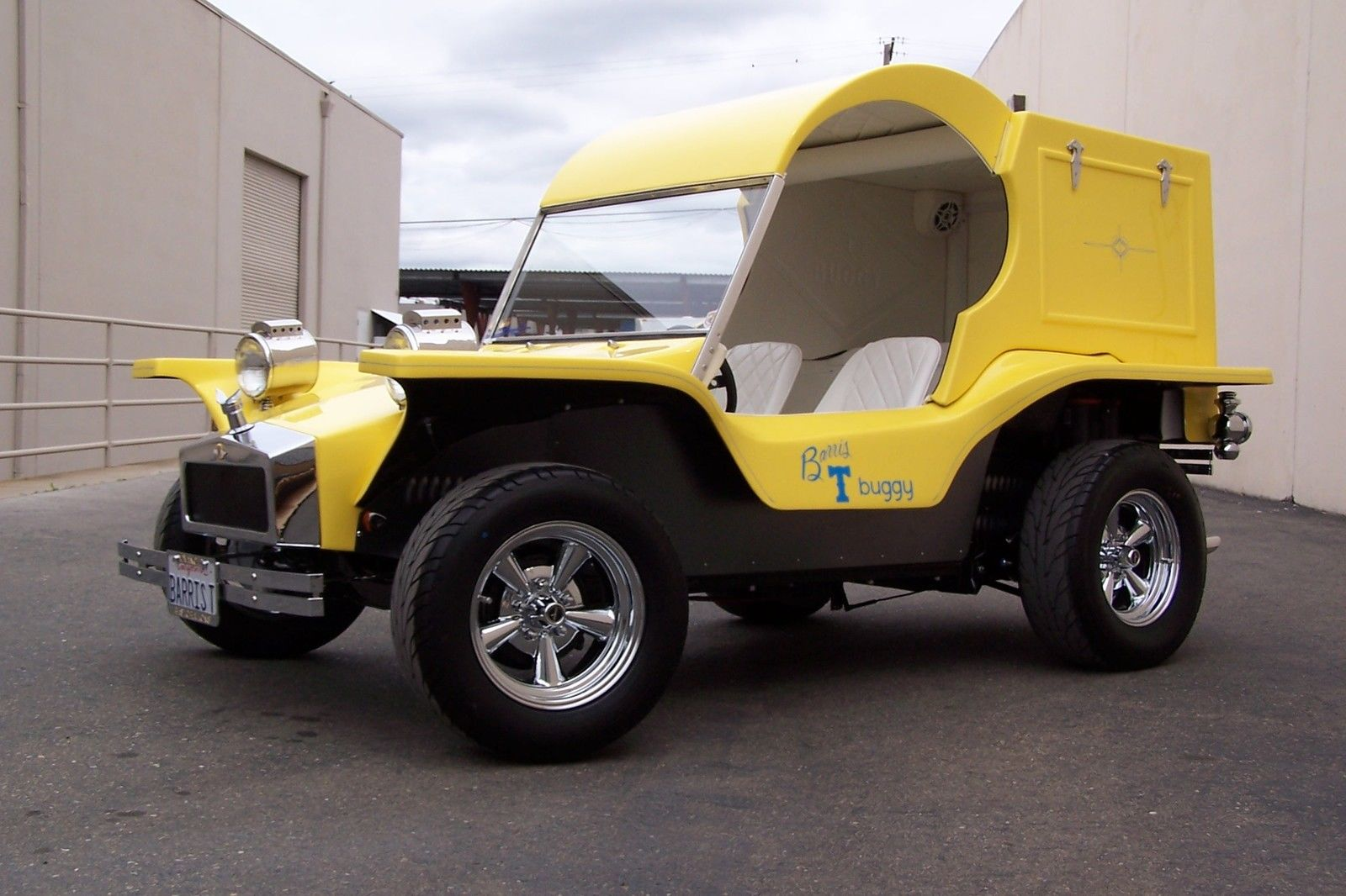 George Barris Personal Dune Buggy Is For Sale Autoevolution