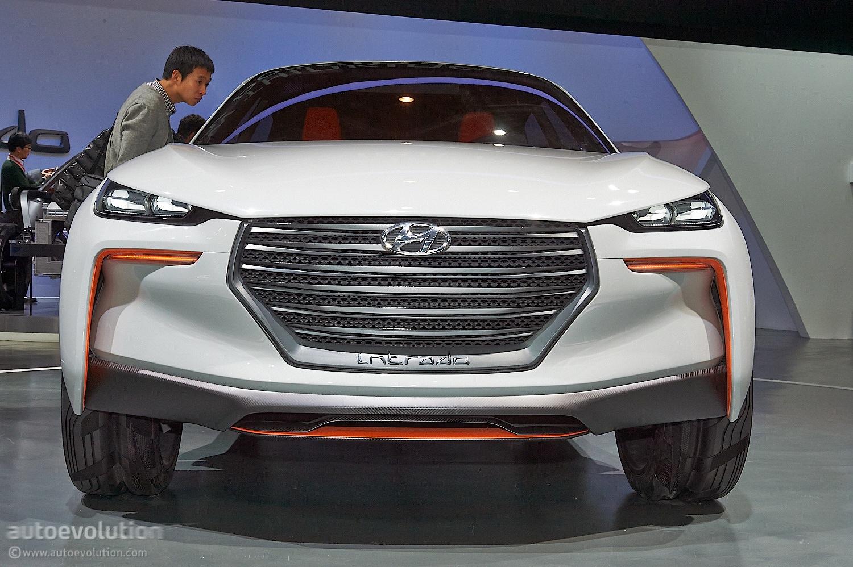 Mercedes G Class Suv >> German-Designed Hyundai Intrado Concept Hints at Future ...