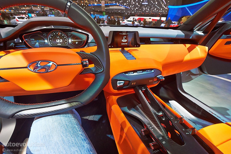 German Designed Hyundai Intrado Concept Hints At Future