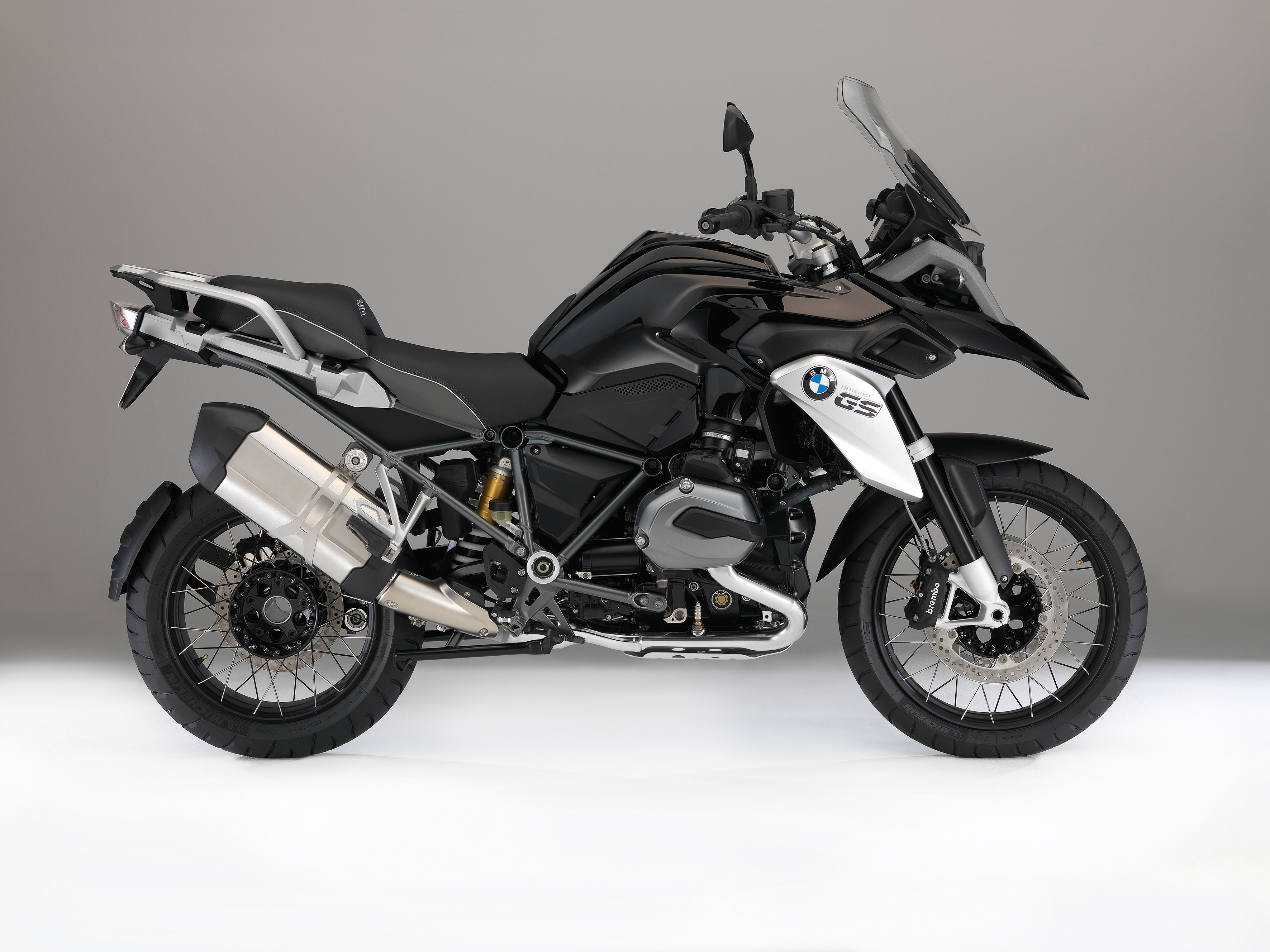 German Prices For the 2016 BMW R1200GS TripleBlack and Other Bikes ...