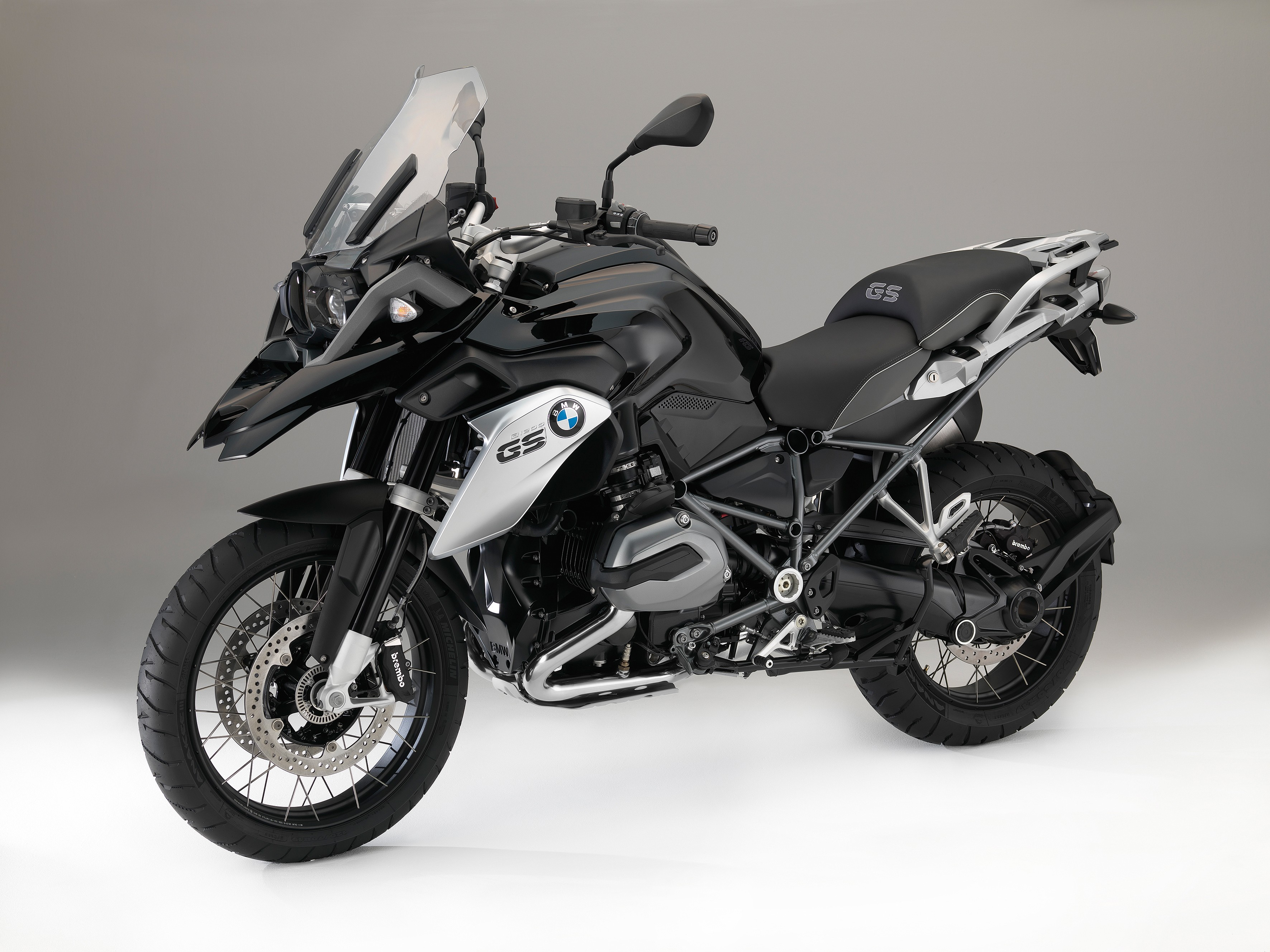 German Prices For The 2016 Bmw R1200gs Tripleblack And Other