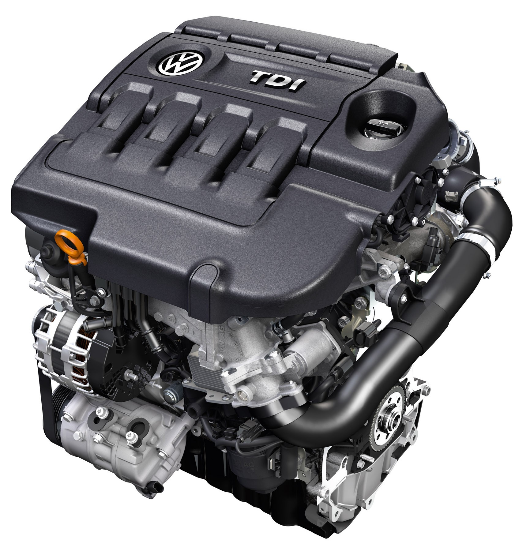 Tdi Turbo Sel Engine
