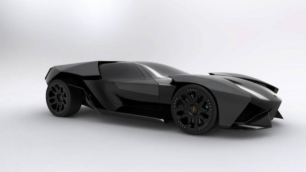German Student Presents 2016 Lamborghini Ankonian Concept ...