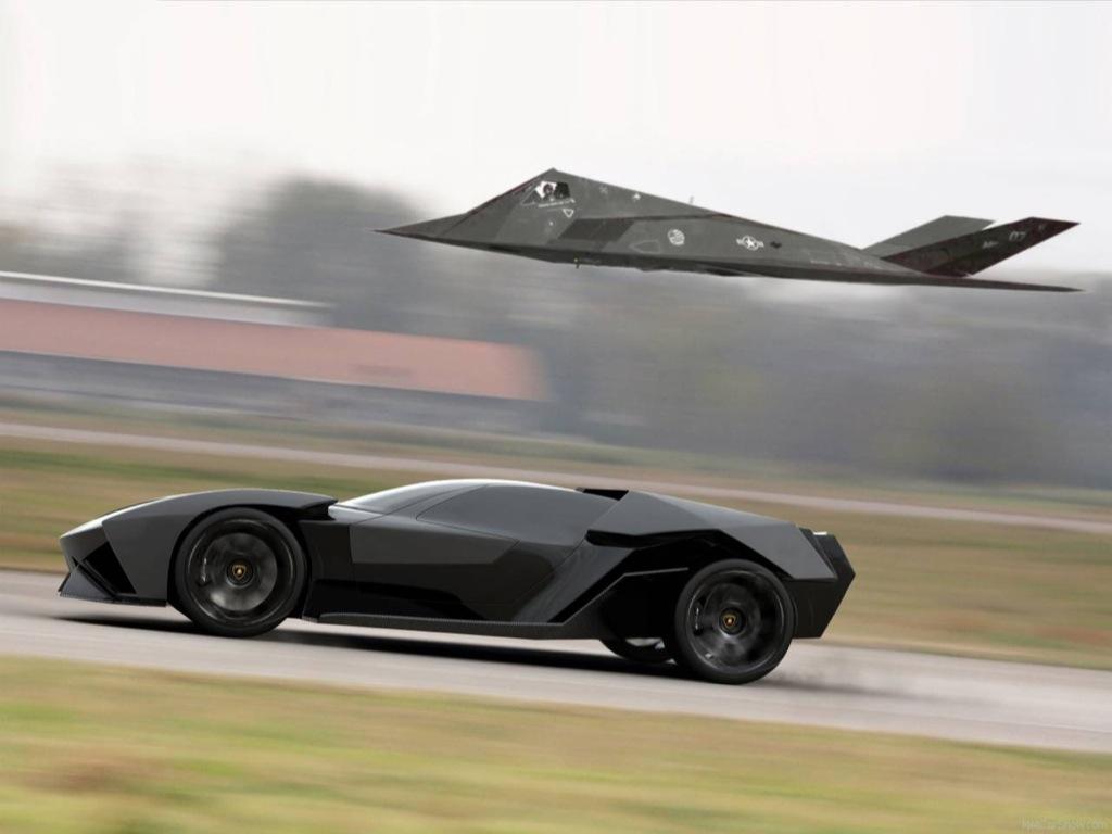 2016 Lamborghini AnkonianLamborghini Concept 2016