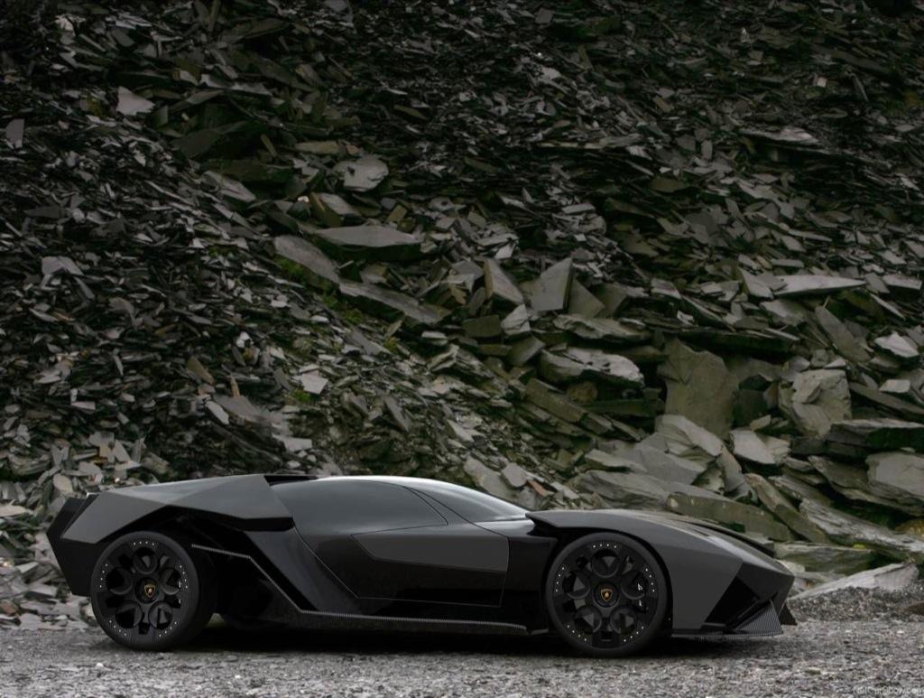 Infiniti Q50 Tires >> German Student Presents 2016 Lamborghini Ankonian Concept ...