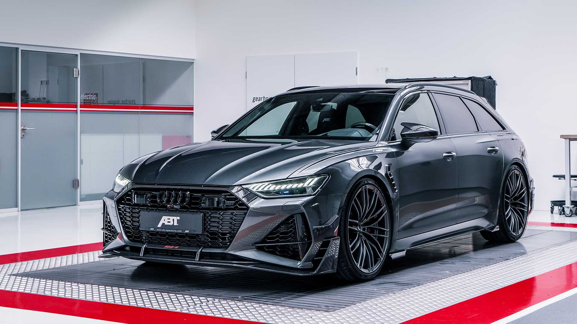 German Tuner S Audi Rs6 Avant Loves Its Aftermarket Gains Autoevolution