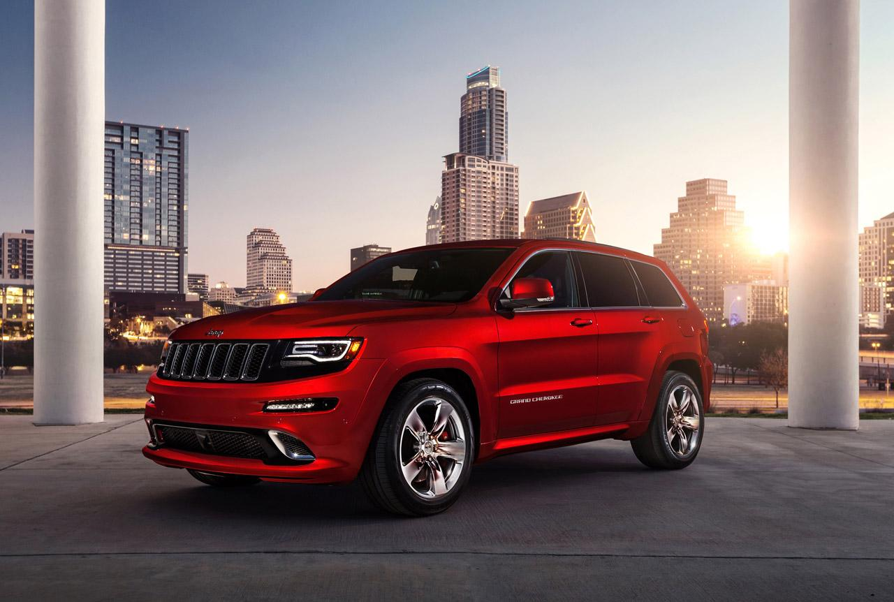 Get Out Of The Way The 2014 Jeep Grand Cherokee Srt8 Is