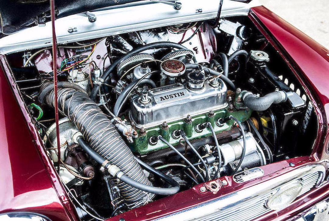 A Mini Piece of Music and Automotive History Is Being Auctioned in ...
