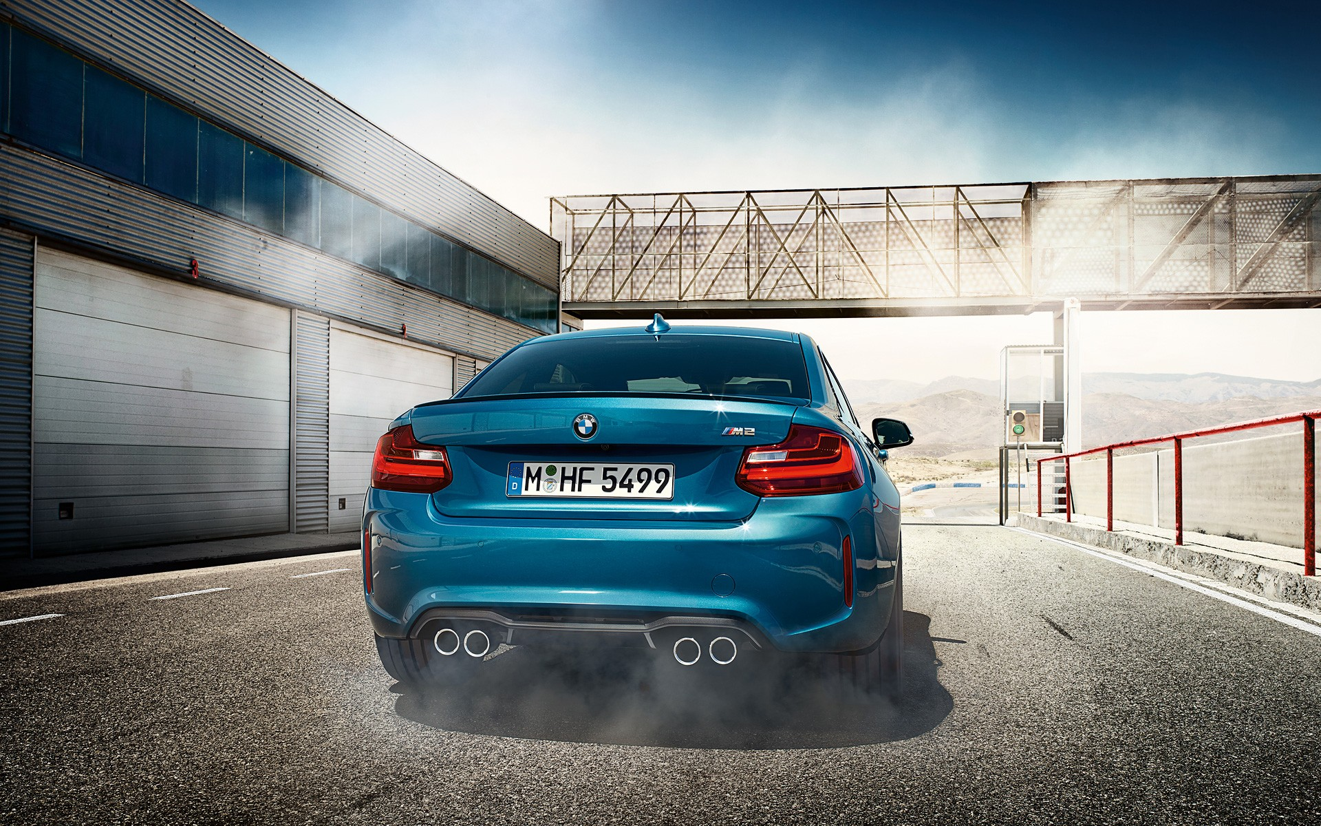 Best Car Battery >> Get Your BMW M2 Wallpapers Fresh Out the Oven - autoevolution