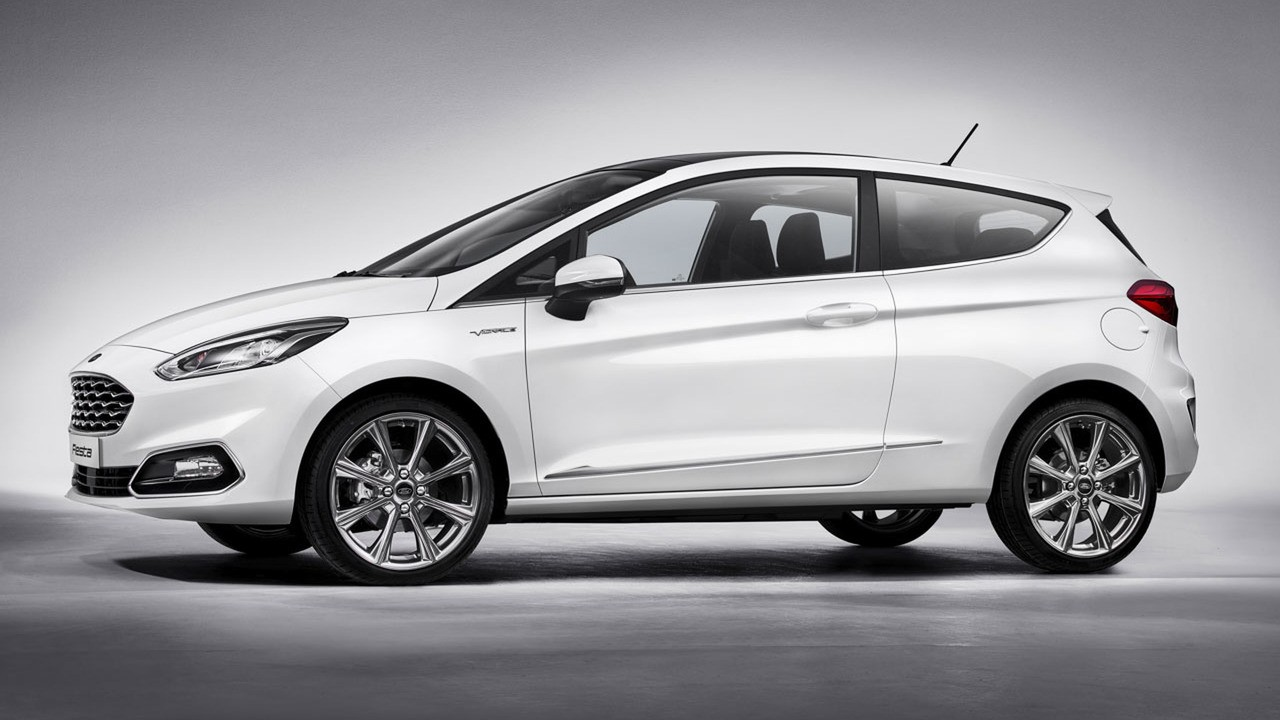 getting to know the 2017 ford fiesta details and specifications autoevolution. Black Bedroom Furniture Sets. Home Design Ideas