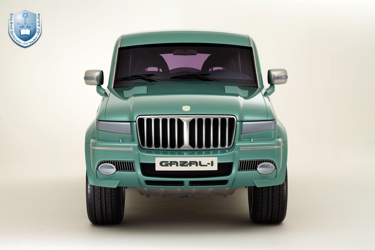 Ghazal 1, the 1st Ever Saudi-Built Car, Go for Production ...