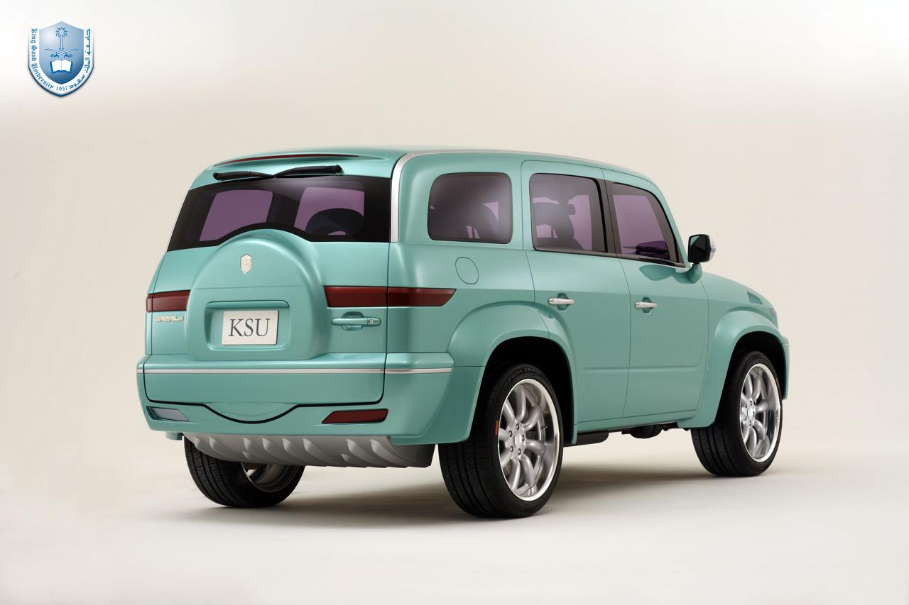 Ghazal 1 the 1st ever saudi built car go for production autoevolution