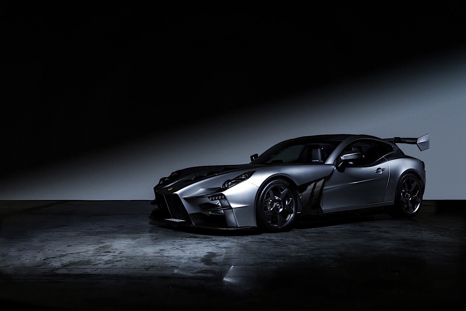 Ginetta Supercar Breaks Cover Ahead Of Geneva