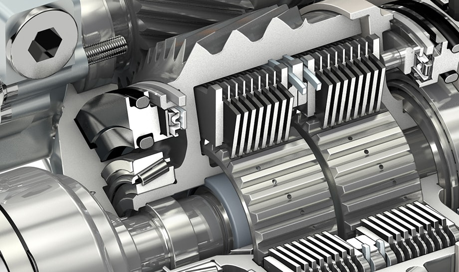 Gkn Etwinsterx Is An Electrified Axle With Torque