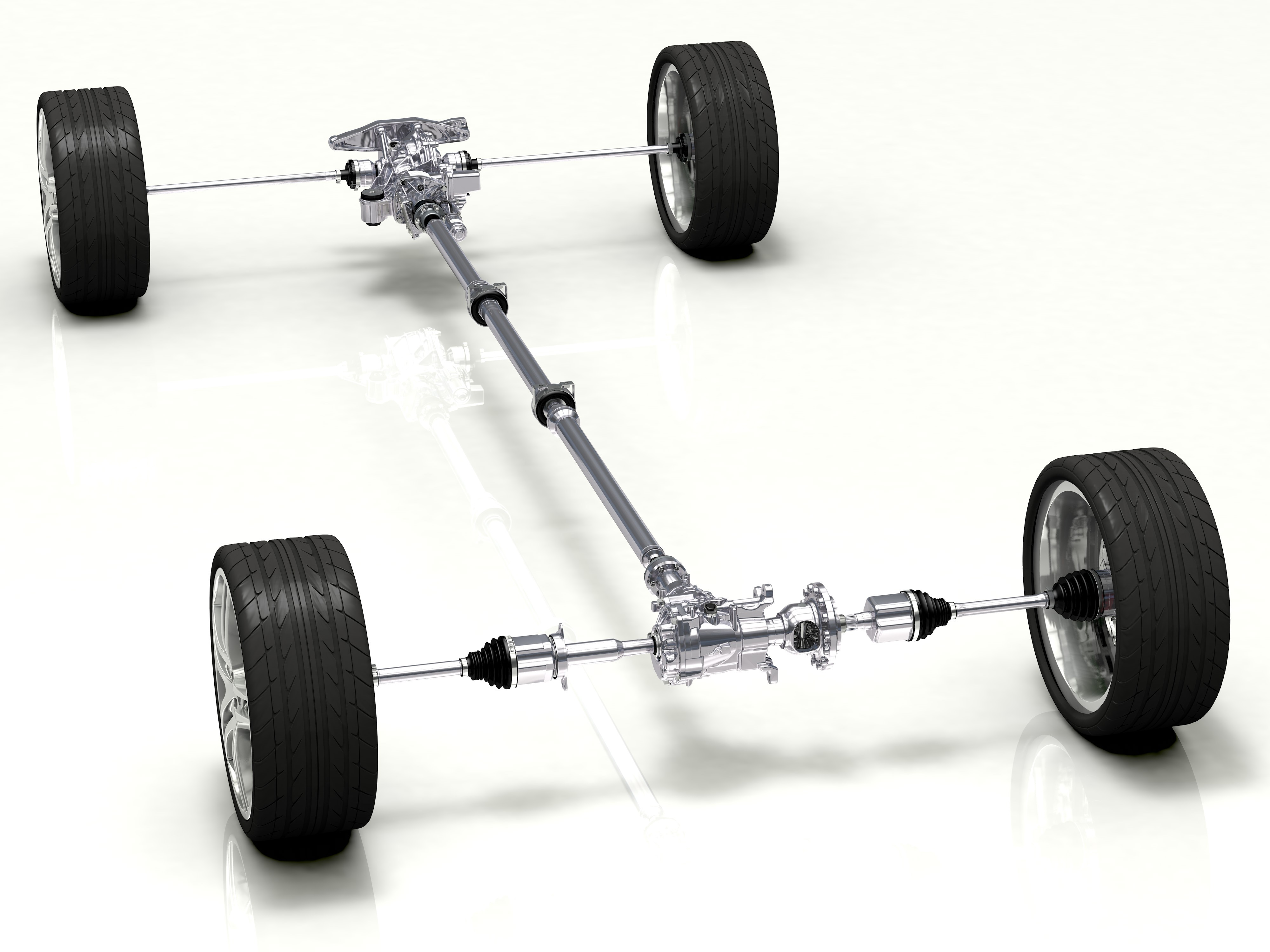 3 All Wheel Drive Axle : Gkn etwinsterx is an electrified axle with torque