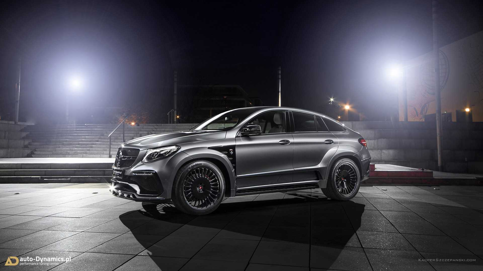 Polish Tuner Works Its Magic On The Mercedes Amg Gle 63 S