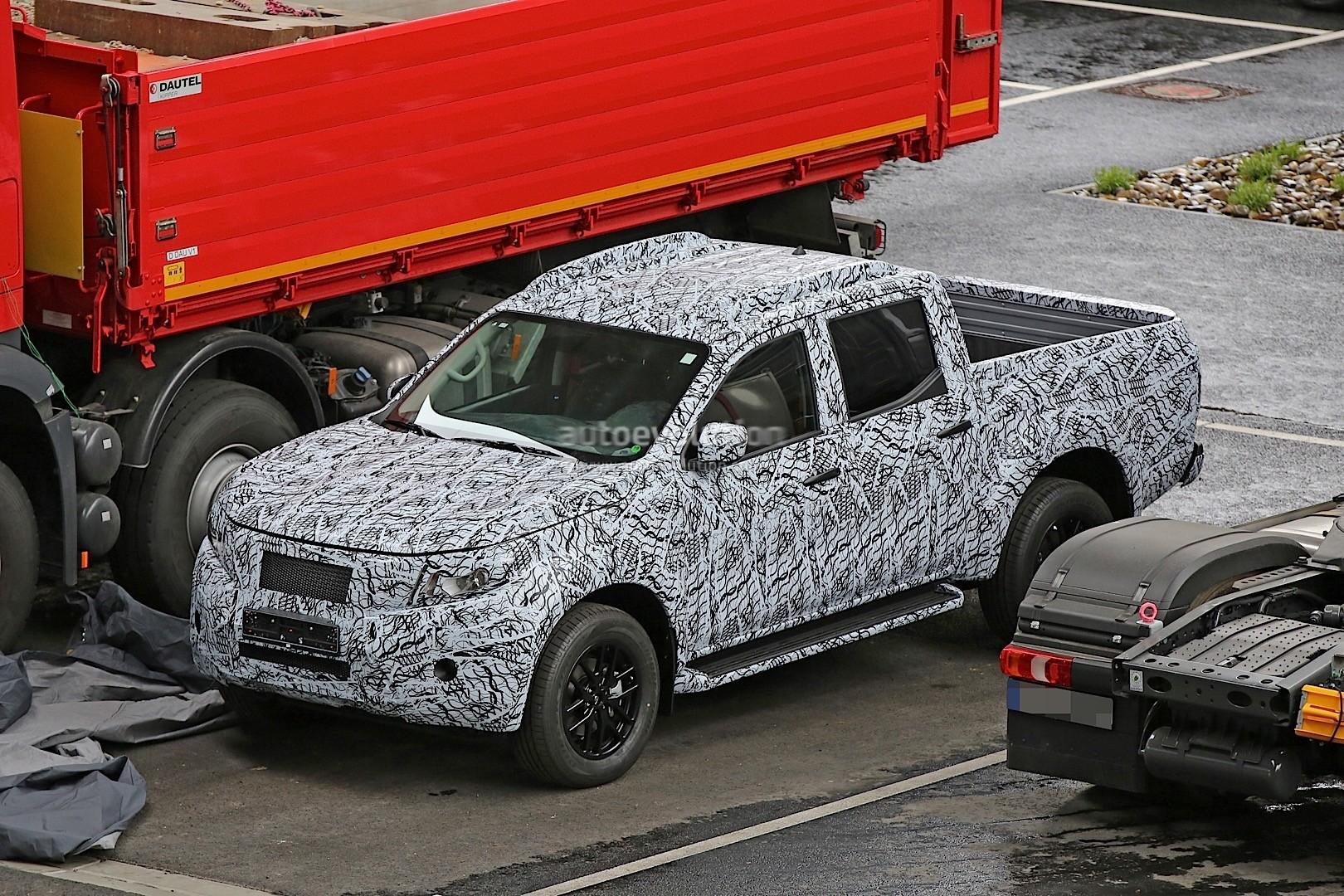 2017 Mercedes Benz Glt X Cl Pickup Truck