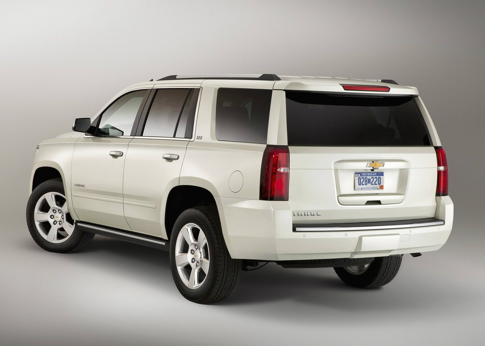 GM Full-Size SUVs Updated for the 2015i Model Year ...