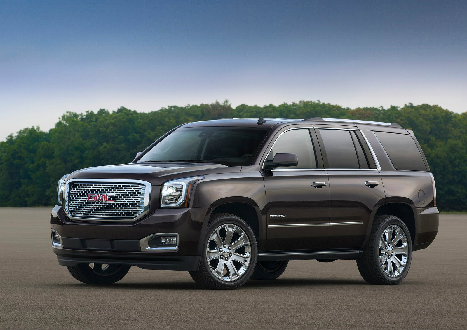 gm full size suvs updated for the 2015i model year autoevolution