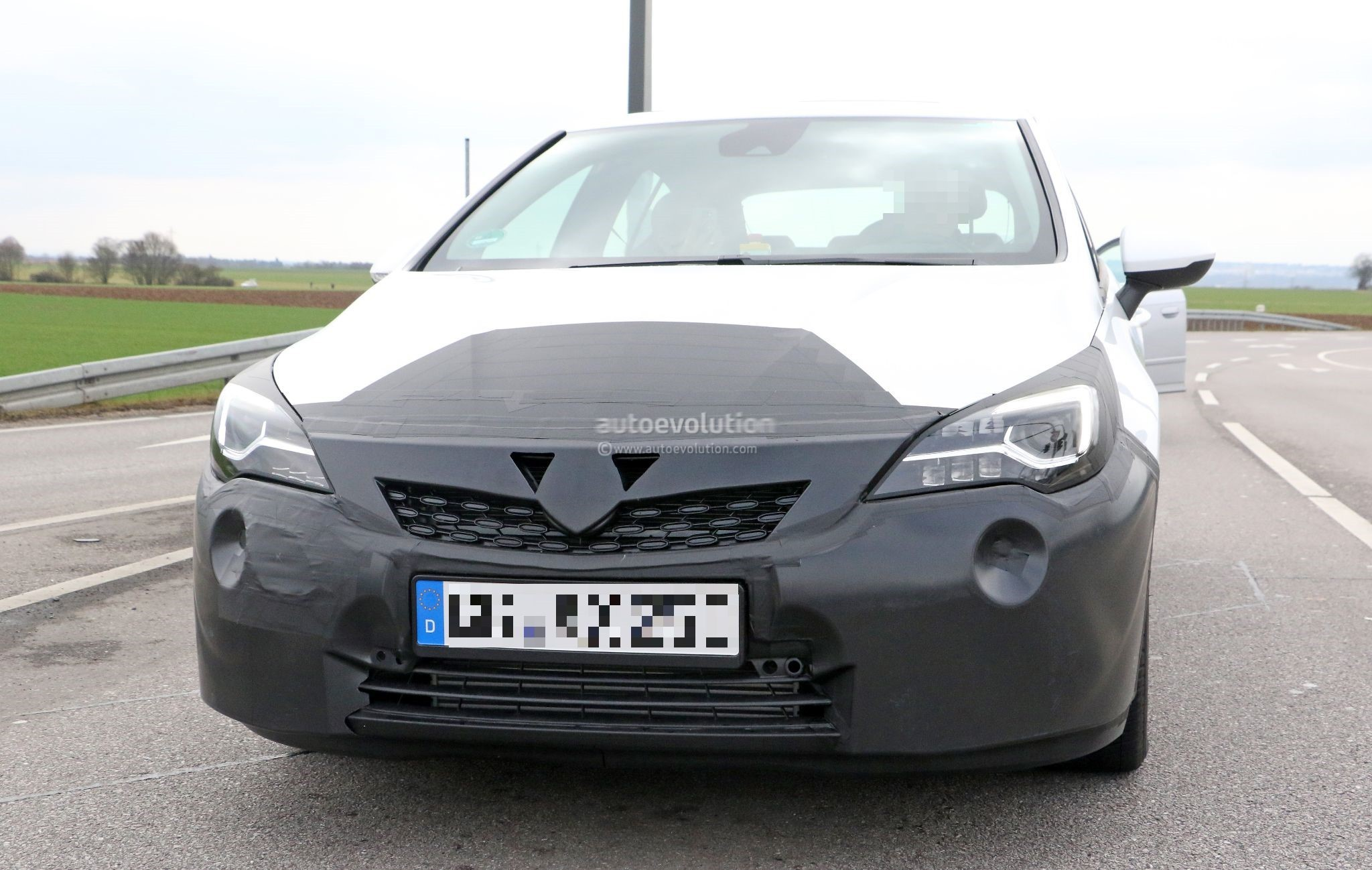 2019 Opel Astra facelift