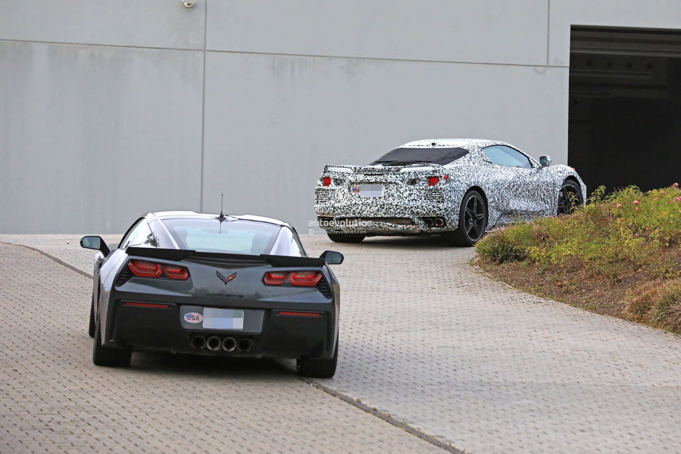 GM Patents Electric Slave Cylinder, C8 Corvette Rumored ...