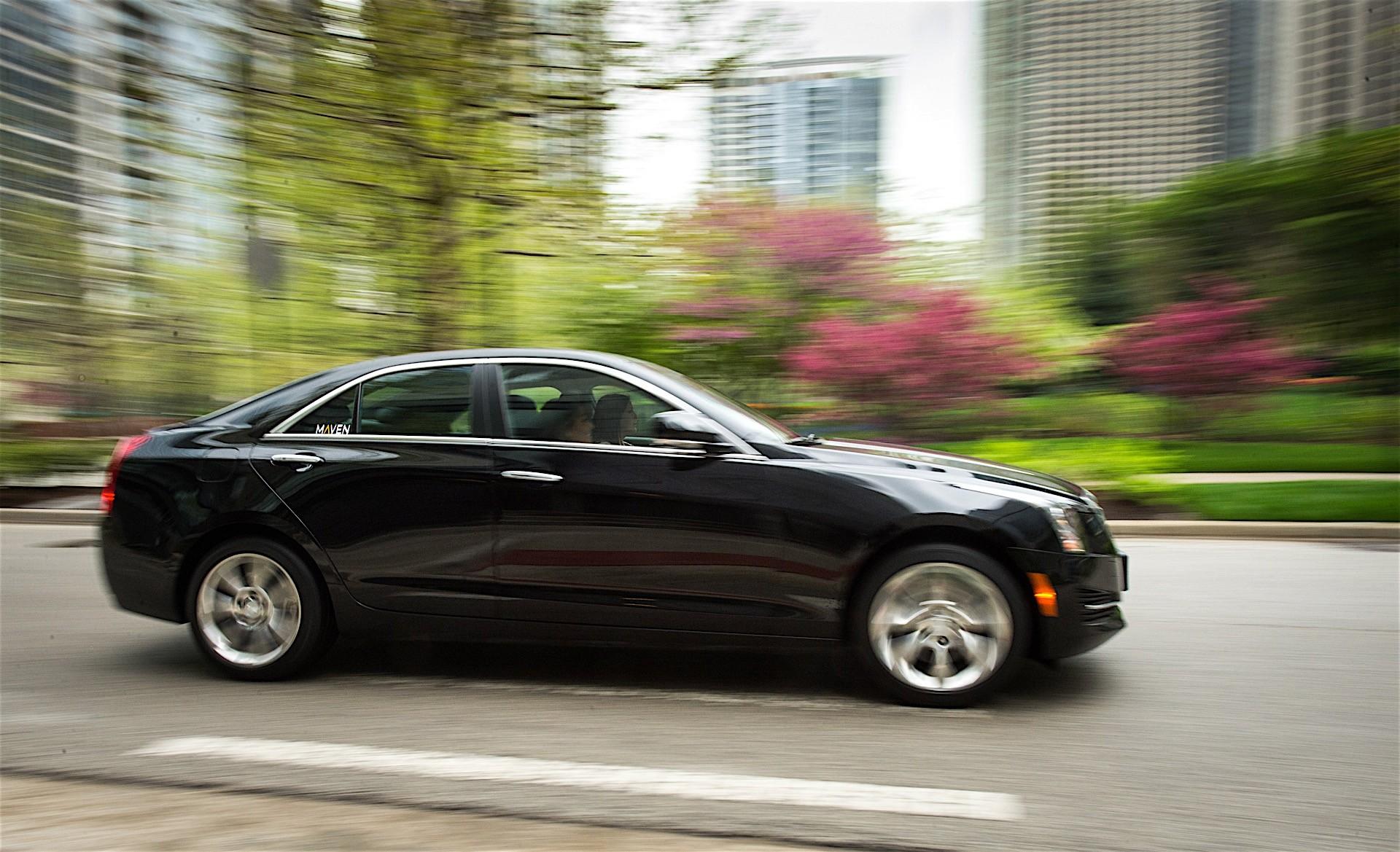 GM's Maven Car Sharing Program Reaches 1 Million Miles