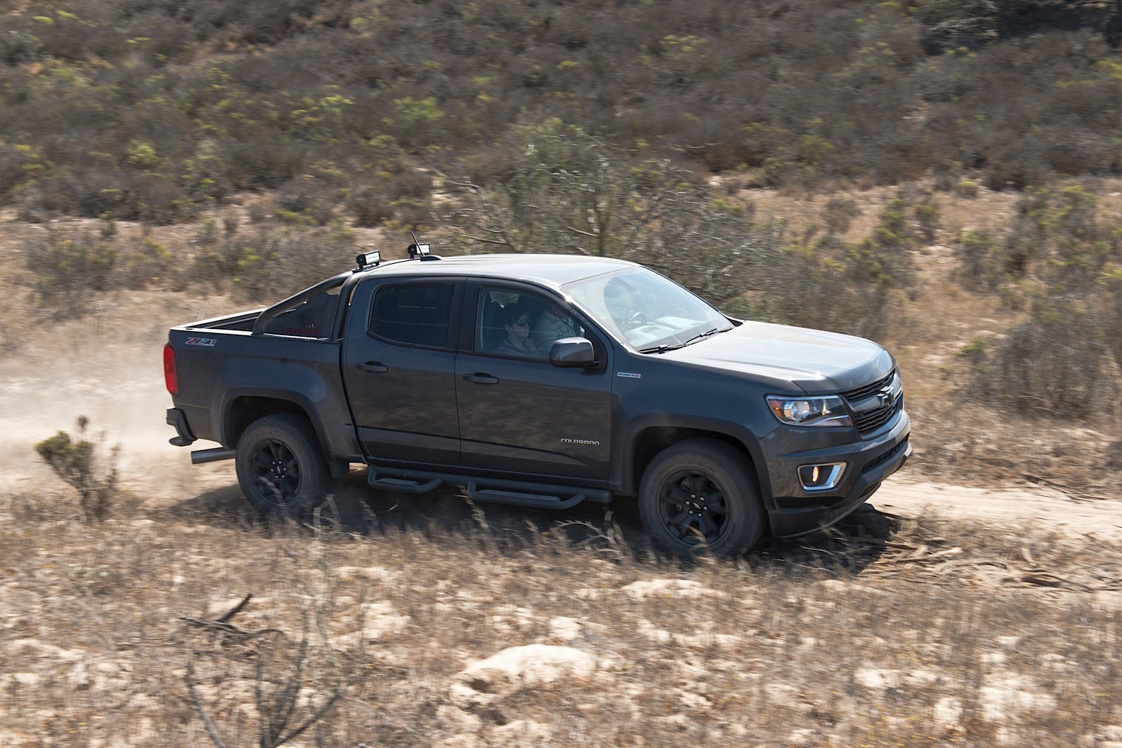 Gmc Canyon And Chevrolet Colorado Are America S Most