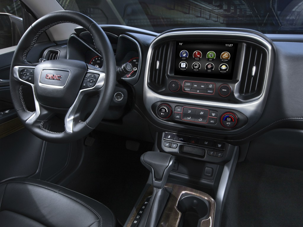 GMC Canyon Welcomes All Terrain Trim Level For 2018 Model ...