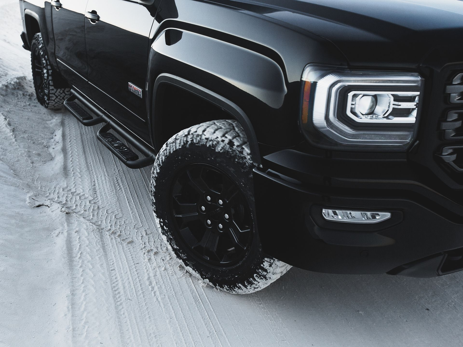 GMC Sierra All Terrain X Special Edition Has the Looks to ...