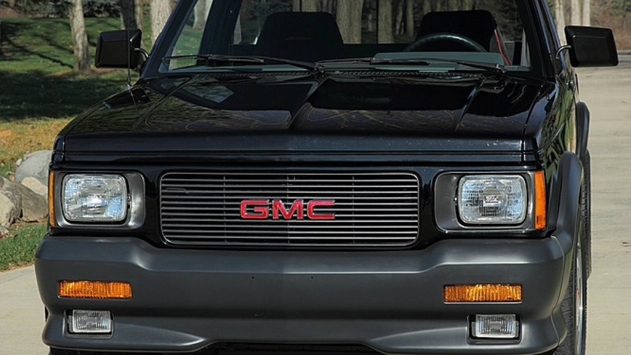 GMC Syclone Back For 2019 Thanks To Specialty Vehicle
