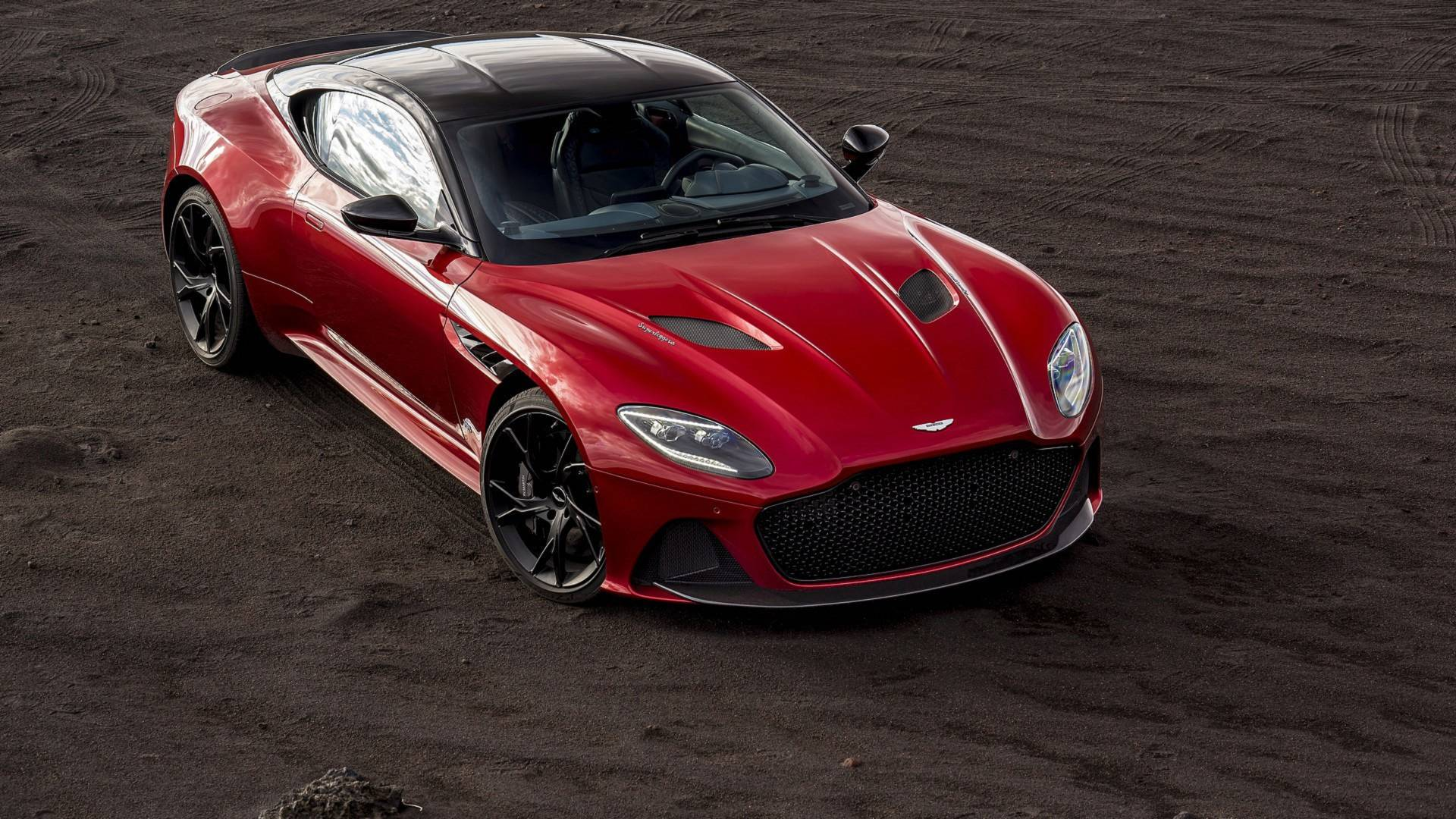 Go Configure The Aston Martin Dbs Superleggera Of Your Dreams