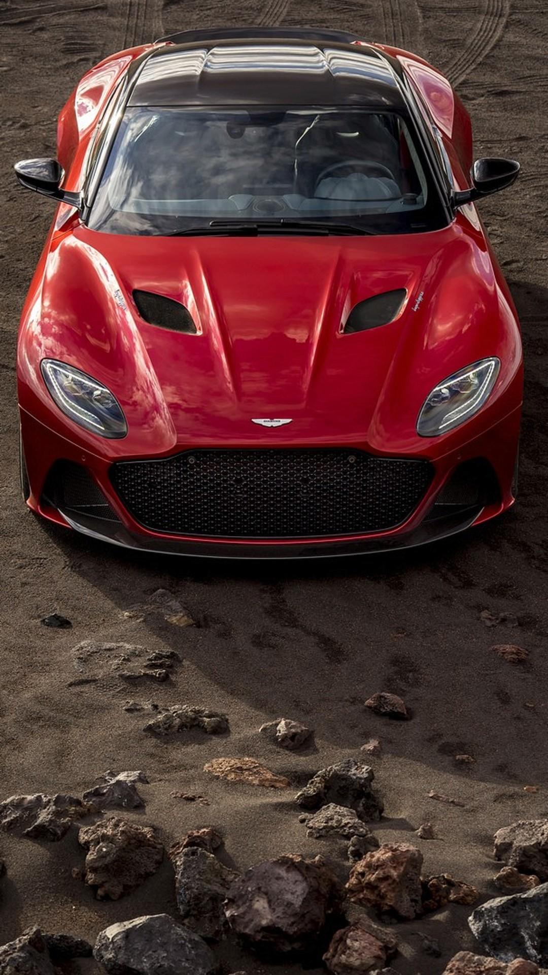 Go Configure the 2019 Aston Martin DBS Superleggera Of ...
