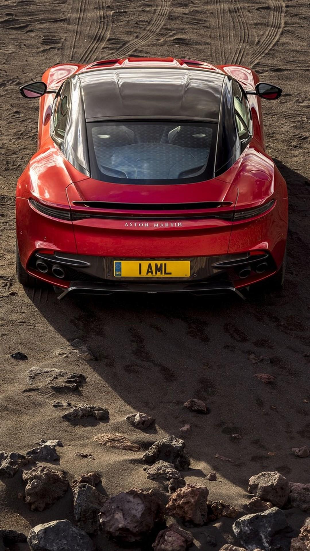 Go Configure The 2019 Aston Martin Dbs Superleggera Of Your Dreams