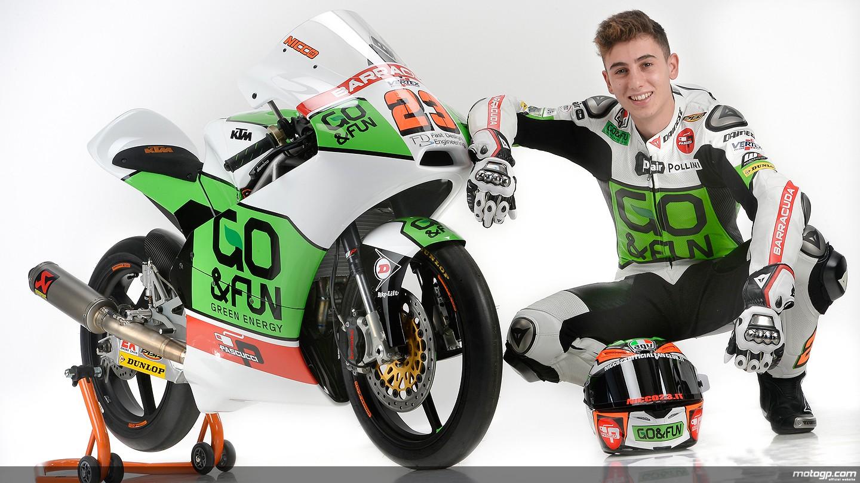 GO&FUN Honda Gresini Introduces 2014 Team and Bikes - autoevolution