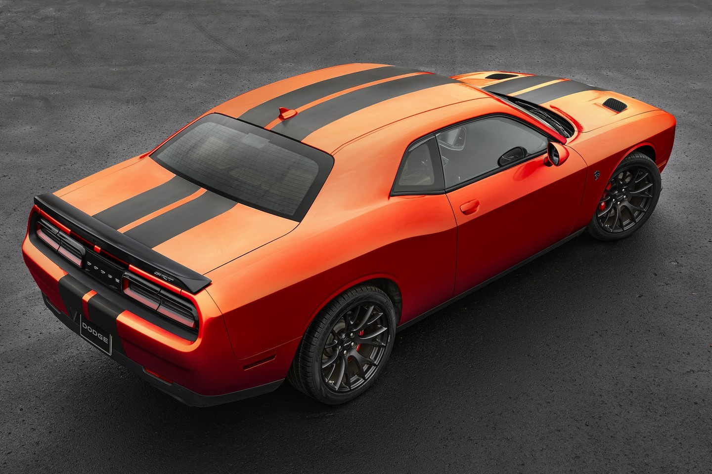 Go Mango Color Now Available for Dodge Challenger and ...