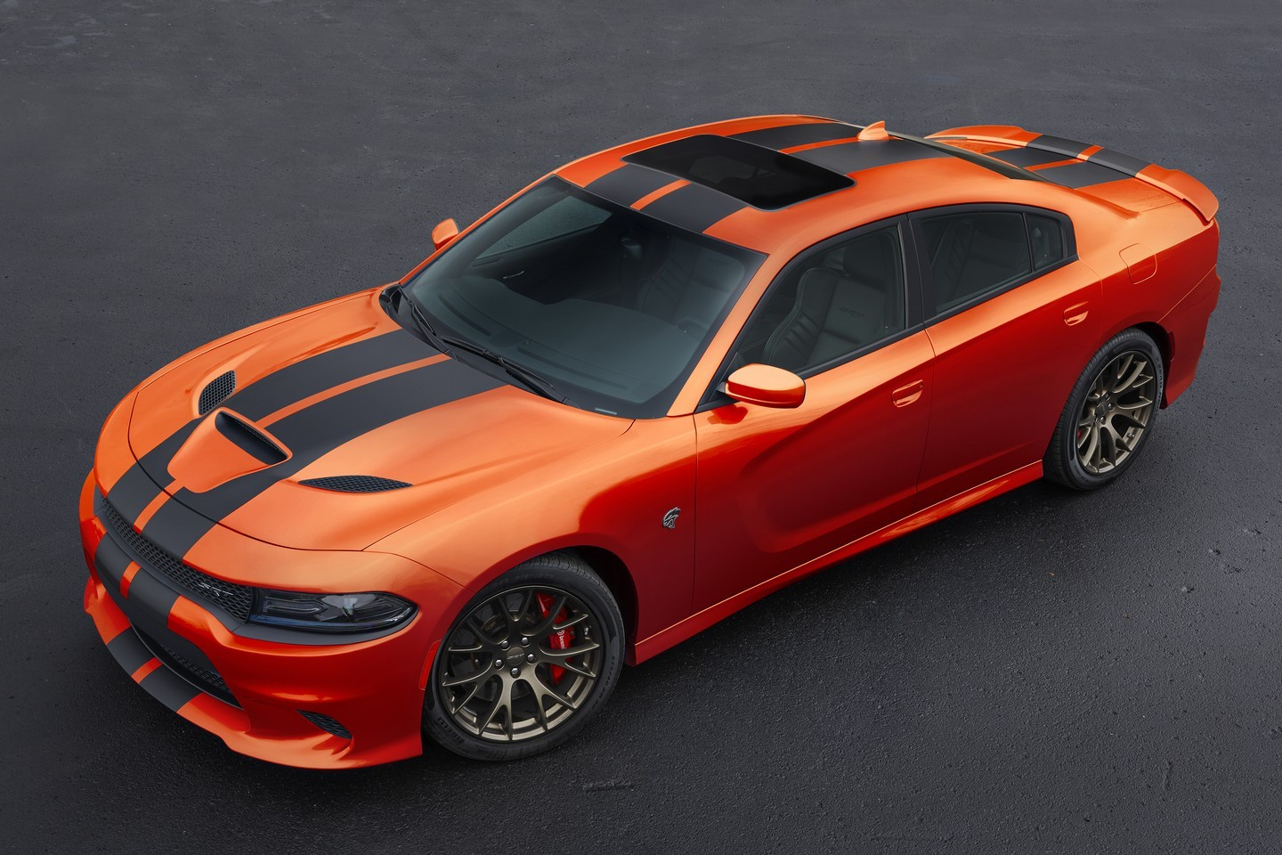 Go Mango Color Now Available For Dodge Challenger And