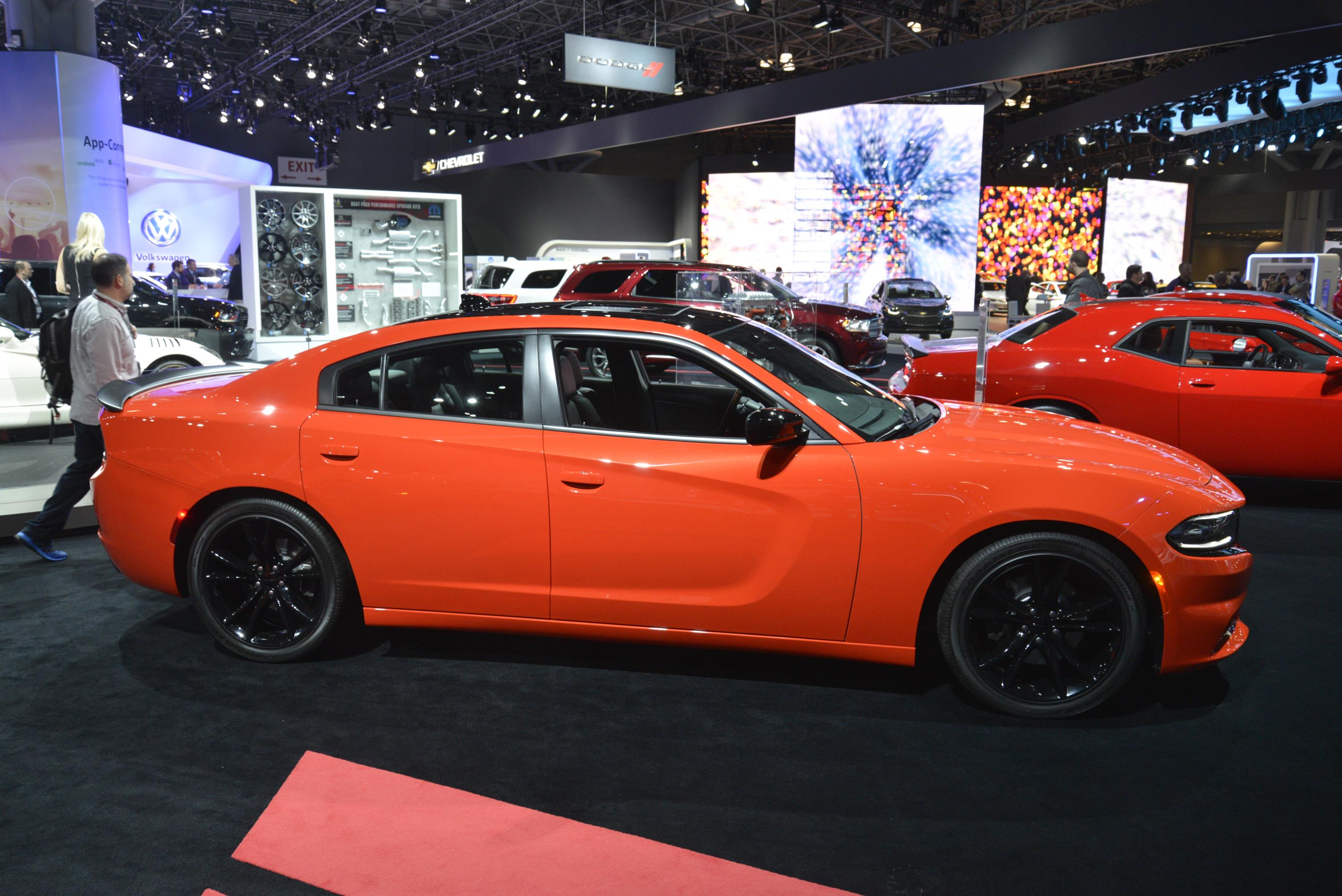 Go Mango Charger >> Go Mango Paint Is Now On Regular 2016 Dodge Charger And Challenger