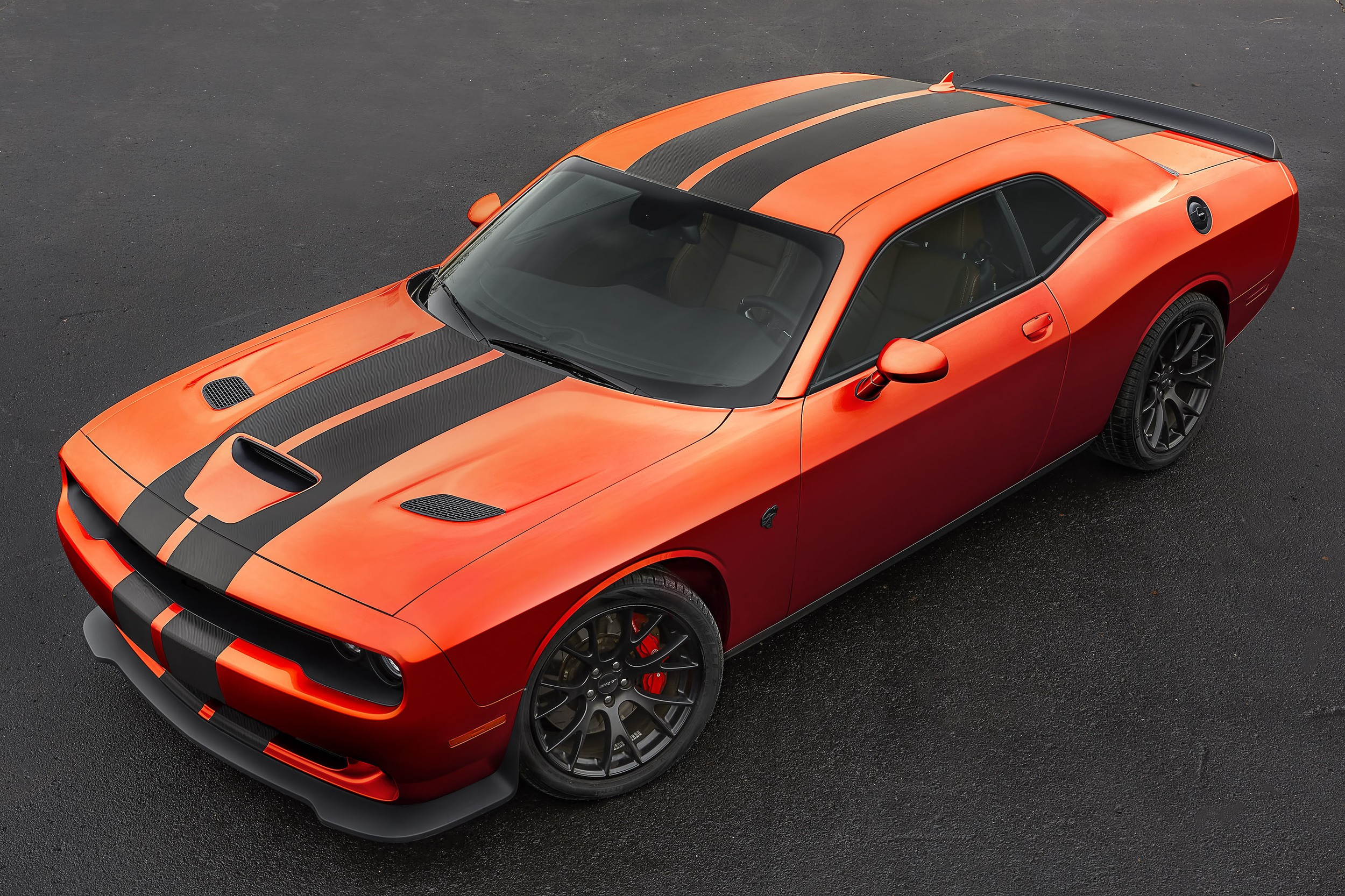 2017 Dodge Charger R T 392 >> Go Mango Paint Is Now on Regular 2016 Dodge Charger and ...