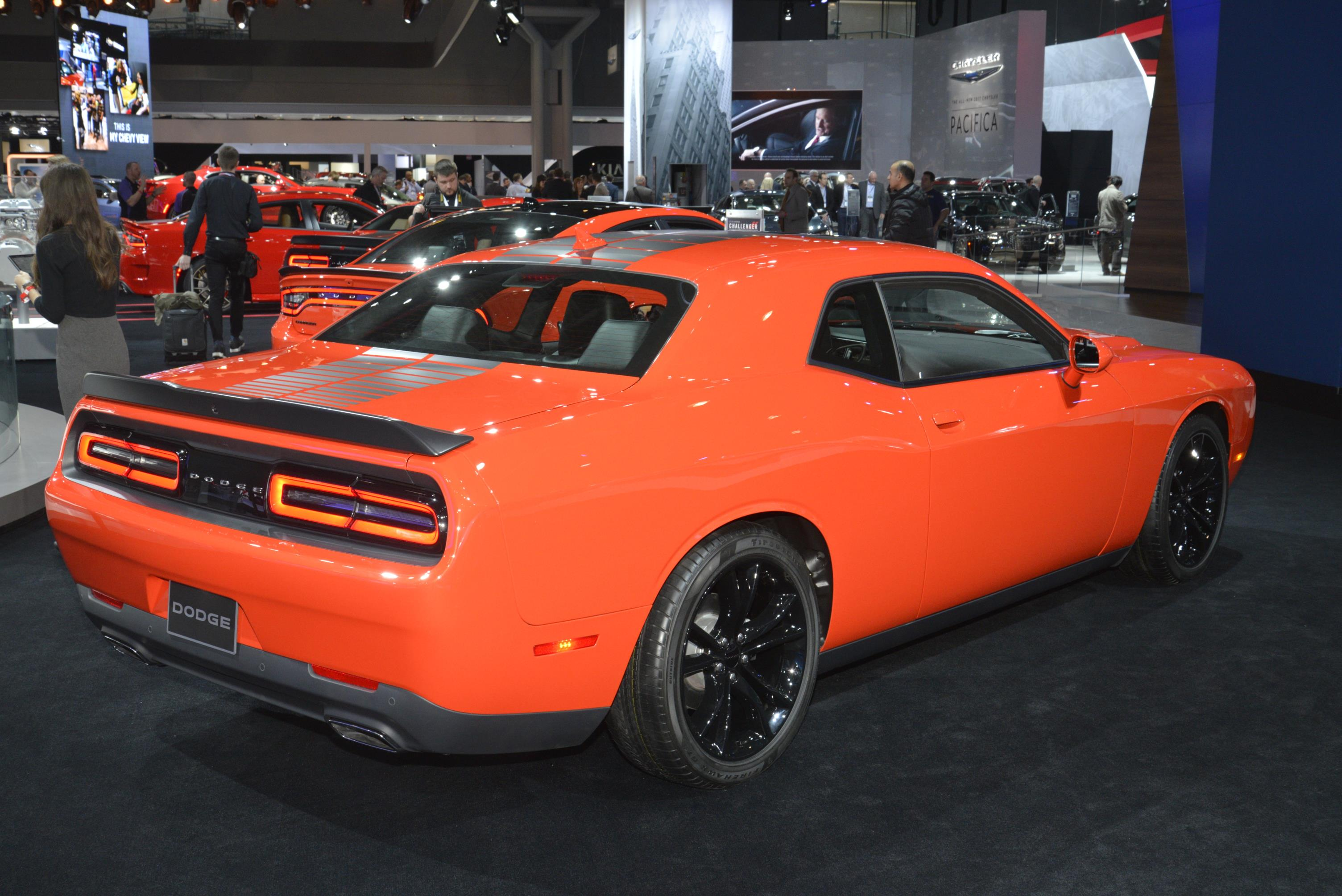 Go Mango Paint Is Now on Regular 2016 Dodge Charger and ...