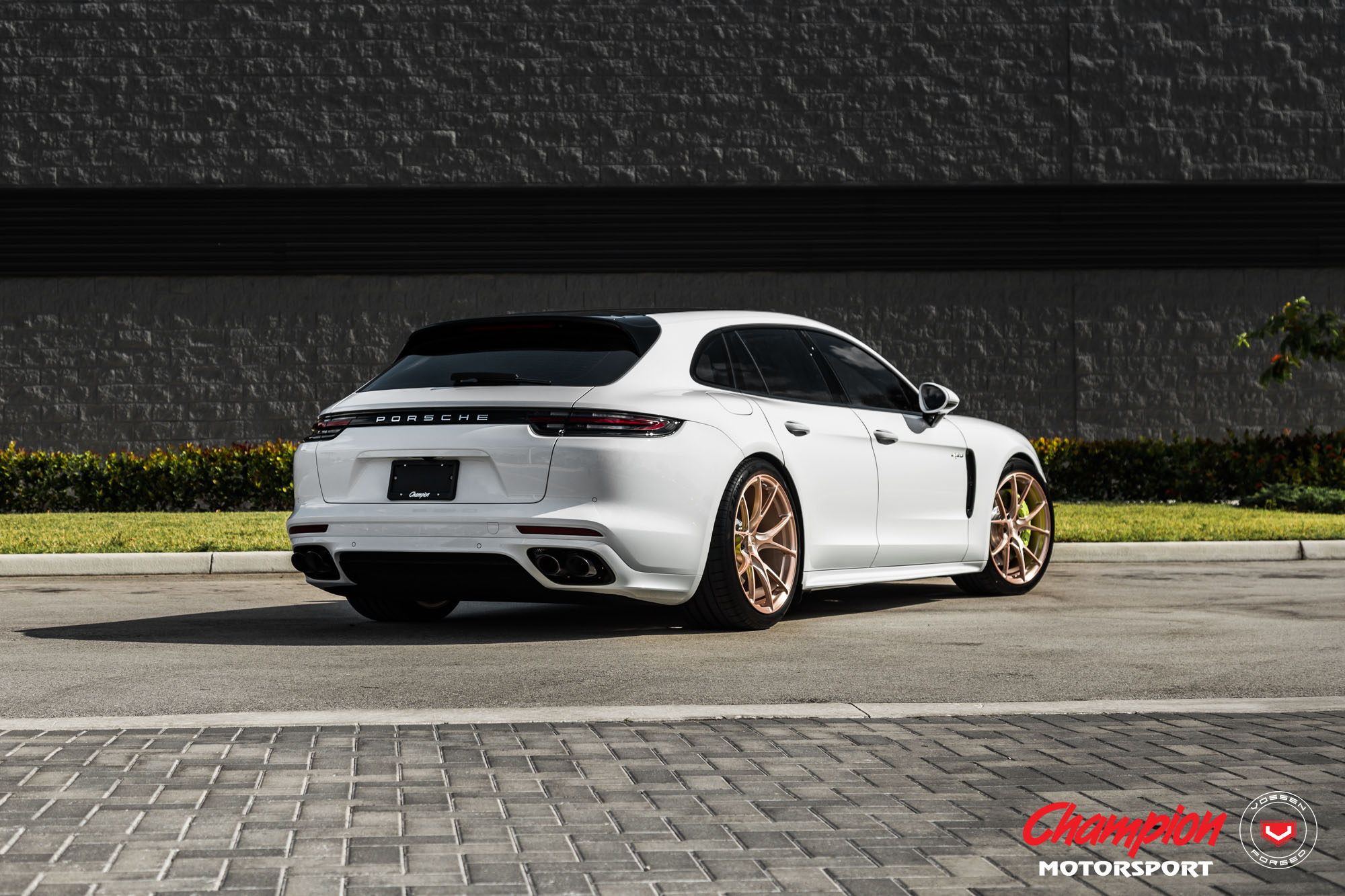 Rapper YG Gets His Porsche Panamera Ready for Dub Magazine ...