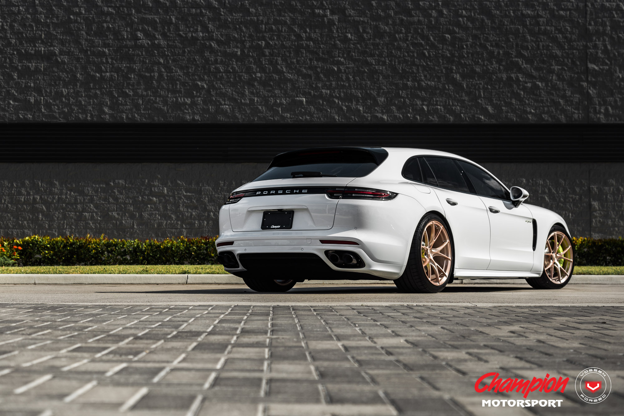rapper yg gets his porsche panamera ready for dub magazine