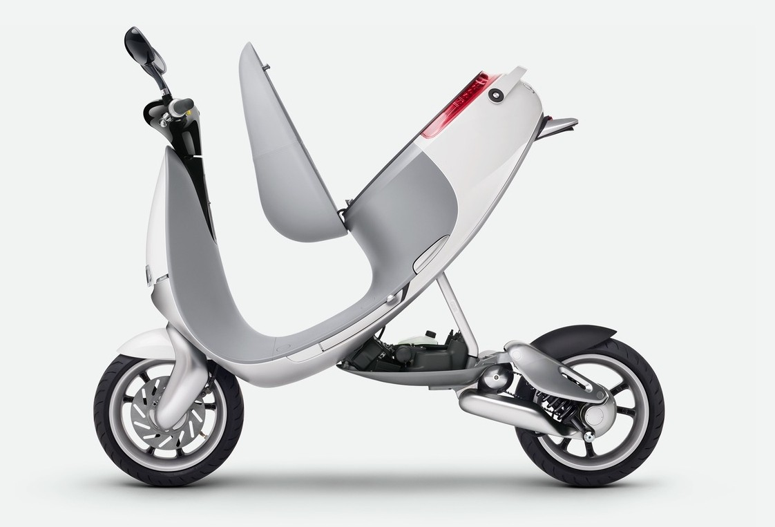 gogoro electric scooter sharing program starting in berlin autoevolution. Black Bedroom Furniture Sets. Home Design Ideas